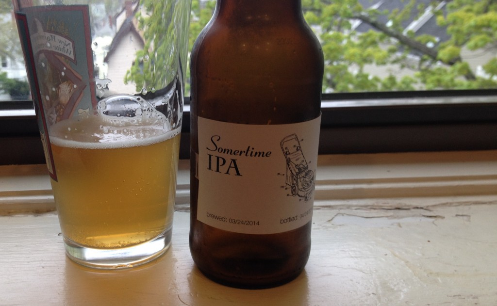 somertime Session ipa